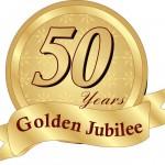 50 yrs logo