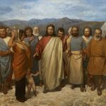 Christ_with_his_disciples._Mironov